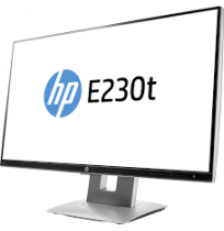 "HP EliteDisplay E230t LED 23"" Touch Monitor (W2Z50AA#AR6)"