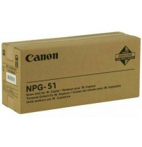 CANON Drum Unit NPG 51 Black [NPG - DR51]