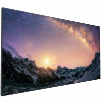 "PL552 Super Narrow Bezel Display 55""  + Wall Bracket"