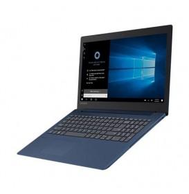 NOTEBOOK IP330-15ICH (I5-8300H, 4GB, WIN 10 HOME) - 81FK0037ID MIDNIGHT BLUE