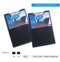 CLIPBOARD PLASTICS BANTEX 8815
