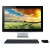 ACER AIO Aspire C20 - 220 AMD E1 / 4 GB /  DOS  Black Color