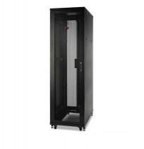 NETSHELTER SV 42U 600MM WIDE X 1200MM DEEP ENCLOSURE WITH SIDES BLACK - AR2500