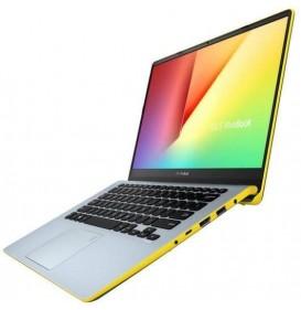NOTEBOOK S430FN-EB533T ( I5-8265U, 2GB, WIN 10 HOME) - SILVERBLUE YELLOW