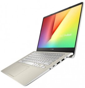 NOTEBOOK S430FN-EB535T ( I5-8265U, 2GB, WIN 10 HOME) - ICICLE GOLD