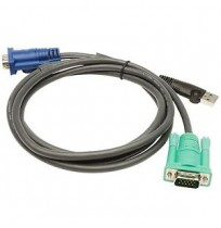 ATEN 1.8M USB KVM Cable with 3 in 1 SPHD [2L-5202U]