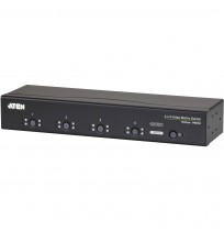 ATEN Video Matrix /w Audio [VM0404]