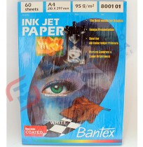 BANTEX Ink Jet Paper A4 30 Sheet 8001-00