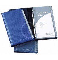 BANTEX Reffil Telephone and Address Book 5592