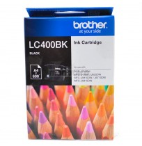 BROTHER Black Ink Cartridge (LC-400BK)