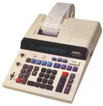 CASIO Kalkulator DR 8620 (Printing Calculator)