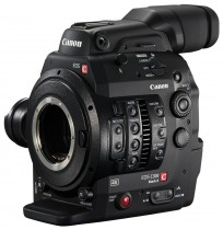 Cinema Camera C300 Mark II EF
