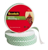 Double Tape Busa (Mouting Tape) 3M 1 Inch x 5M