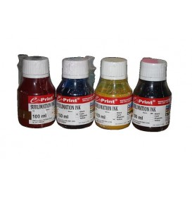 E-PRINT Yellow Sublimation Ink 100 ml
