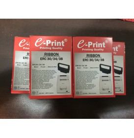 E-PRINT Ribbon Cartridge ERC-30 / 34 / 38