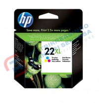22XL Tri-color Inkjet Print Cartridge (C9352CA)