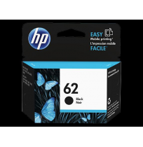 Black ink cartridge HP 62 (C2P04AA)