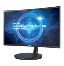 Curved Gaming Monitor LC24FG70FQEXXD