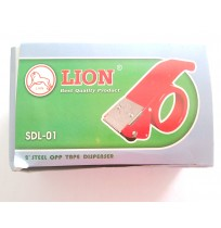 LION Dispencer Lakban-Besi