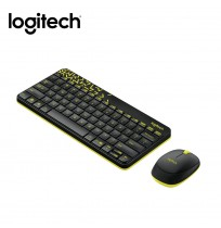 Keyboard + Mouse Wireless MK 240 Nano