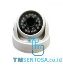 Indoor CCTV Super AHD Camera 2.0 MegaPixel 3.6mm IR LED [NHI-D2006]