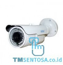 Outdoor CCTV Varifocal AHD Camera 2.0 MegaPixel 2.8mm-12mm IR LED Weatherproof [NHV-D2001]