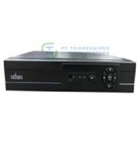 DVR CCTV HYBRID HD 1080P 4 CHANNEL HDMI [NHDVR-D20406]