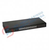 24-Port Fast Ethernet Managed Switch PCSE2450M