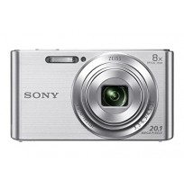 SONY Compact Camera DSC-W830 with memory 16GB - Silver [W830/S]