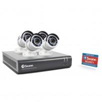 Paket 4 Ch dengan 4 kamera 1080p