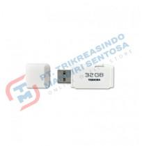 Toshiba Flashdisk Hayabusa White 3.0 32GB (THN-U301W0320A4)