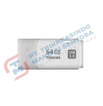 Toshiba Flashdisk Hayabusa White 3.0 64GB (THN-U301W0640A4)