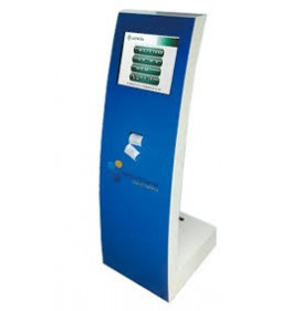 KIOSK Mesin Antrian SCQ PLATINUM Dispenser