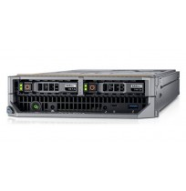 DELL PowerEdge M640 Server (2xXeon Silver 4108, 8x16GB RDIMM, 2x1.2TB 10K RPM SAS, no OS, 3 Years Warranty, H730P Controller)