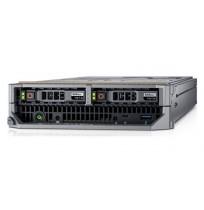 DELL PowerEdge M640 Server (2xXeon Silver 4108, 8x16GB RDIMM, 2x1.2TB 10K RPM SAS, no OS, 3 Years Warranty, H730P Controller)