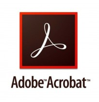 ADOBE Acrobat Standard Document Cloud - 1 Year