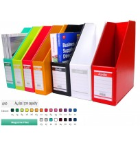 BANTEX Box File / Magazine File 4010 (A4 / 7 cm)