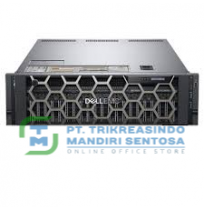 POWEREDGE R940 (4X INTEL XEON GOLD 5218, 16X32GB , 2X960GB SSD SATA, 10X1.2TB 10K RPM SAS, 4X VSPHERE STANDARD)