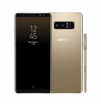 SAMSUNG Galaxy Note8 Mapple Gold
