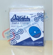Amplop CD DVD Kertas