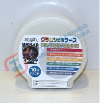 Casing CD DVD Plastik Oval