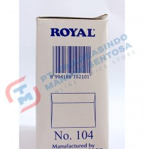 AMPLOP PUTIH NO.104 Royal