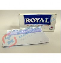 AMPLOP PUTIH NO.90 Royal