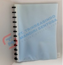 Bantex 3165 PP Clear Holder Refillable