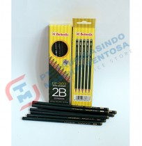 Pensil Butterly 2B