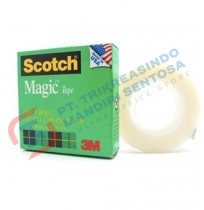"Magic Scotch Tape 3M 810 1/2"" x 36Y"