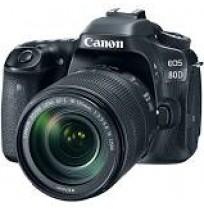 CANON Digital EOS 80D w/ lens 18-200mm IS Wifi [EOS80DL200]