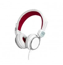 Corded Stereo Headset [PHC1001E] - White