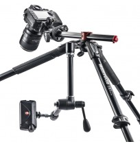 MANFROTTO Almunium 4-Section Tripod [MT190XPRO4]