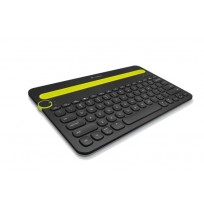 LOGITECH Bluetooth Multi-Device Keyboard K480 [920-006380] - Black